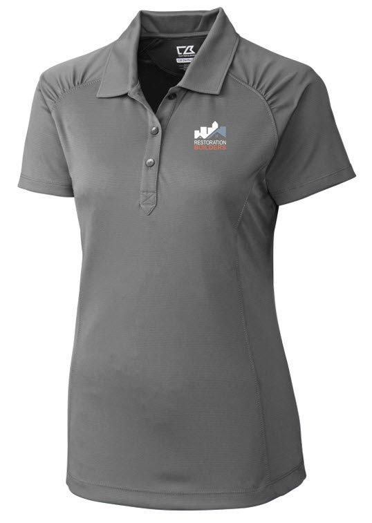 Female Polo Grey
